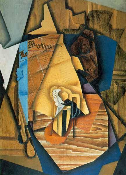 Synthetischer Kubismus Bilder 4124 by 立体主义绘画 画家 胡安 183 格里斯 6 设计之家