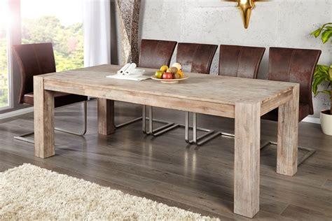table a manger en bois design table 224 manger design en bois d acacia canada 200 cm
