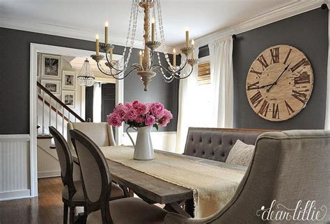 gray dining room paint colors dining room benjamin kendall charcoal