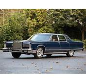 960x854 Cars Lincoln Continental Classic Wallpaper