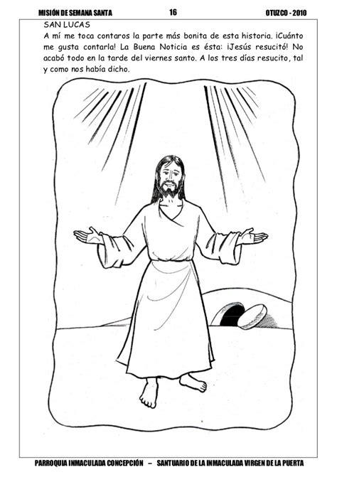 dibujos para colorear dibujos de semana santa material para colorear semana santa