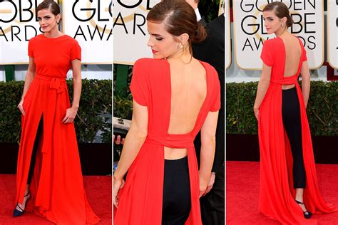Unimpressed By Globes Dress Choices by The 10 Best And Worst Globes Fashion Choices