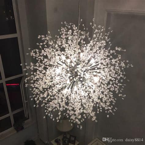 New Fancy Design Modern Chandeliers Led Light For Home Ac110 240v Dinning Room Hanglamp Diy Shop