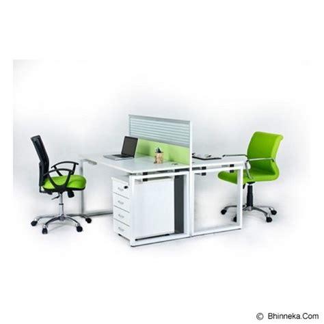 Meja Kerja Aditech jual palazzo furniture aditech meja staff partisi frw 03