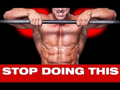 How To Get Bigger Shoulders At Home by The Worst Shoulder Exercise For Bigger Shoulders Stop