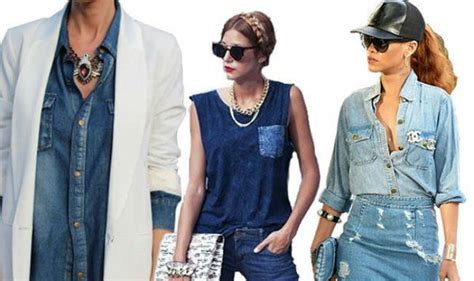Could You Be The Next Shiny Fashion by The Denim Look The Former Disaster Look Could Be