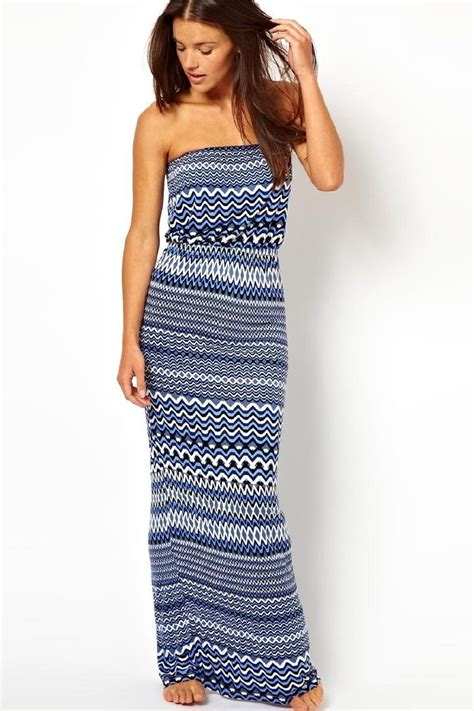 To The Bring A Missoni Bandeau Dress by Bandeau Maxi Dresses Summer 2013