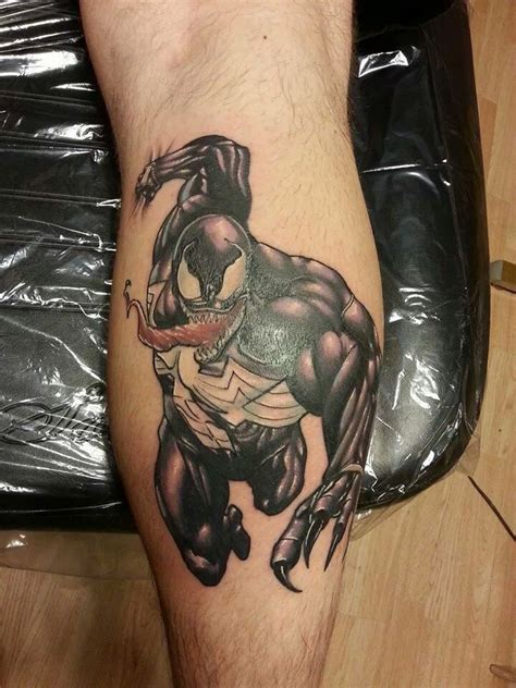 venom tattoo the gallery for gt marvel venom