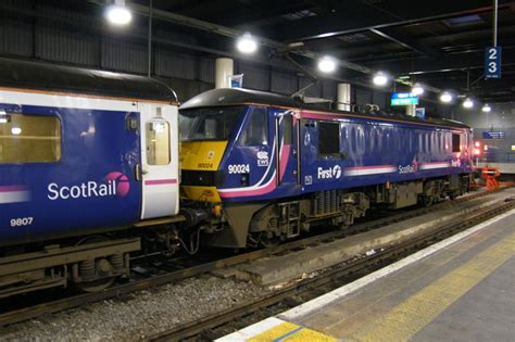 Scotrail Sleepers by Scotrail Sleepers