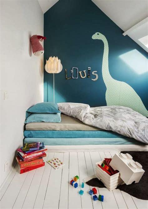 alternatief voor behang dinosaurus kinderkamer