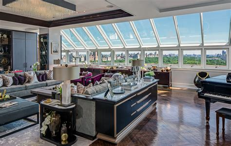 Dining Room Set On Sale by Penthouse At The Famed Plaza Hotel Hits The Market With A