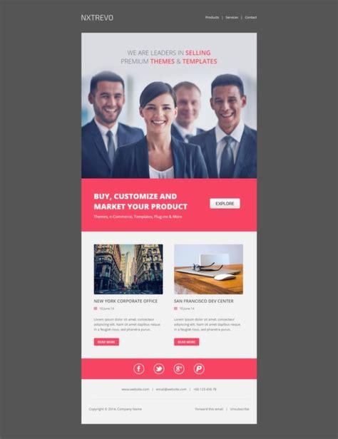 digital newsletter template html email newsletter
