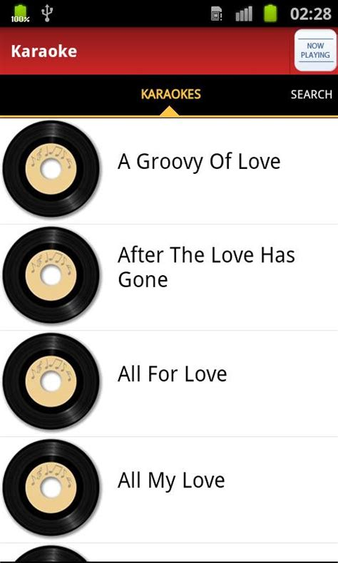 karaoke app android be a singer top 14 android ios karaoke apps