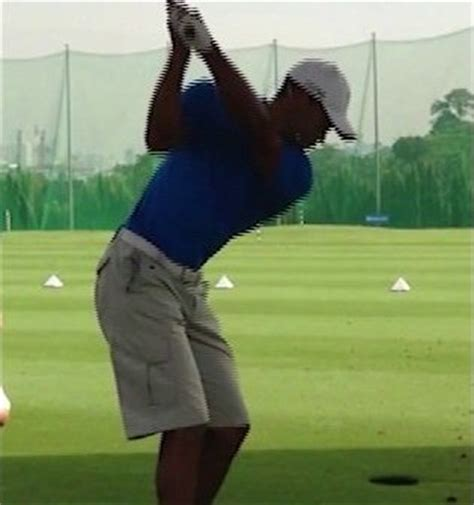 tiger woods swing speed golf swing library golf loopy play your golf like a