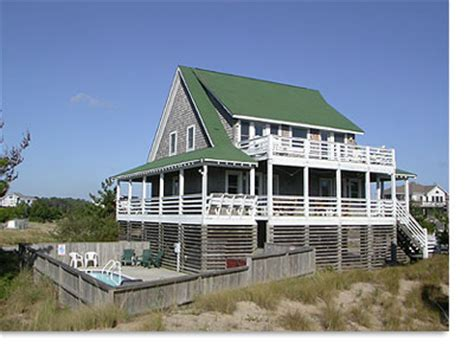 carolina beach house rentals corolla nc rentals in corolla north carolina