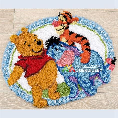 sted latch hook rug kits 25 best ideas about latch hook rug kits on latch hook rugs latch hook vintage and