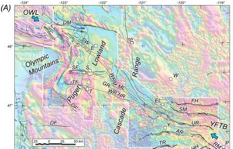 earthquake yakima western washington tectonics and faults home