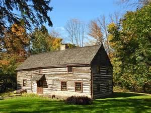 free photo pennsylvania log cabin structure free
