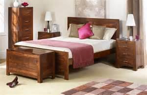 cuba sheesham bed oak furniture solutions