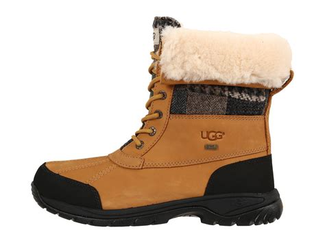 Uggs Patchwork Boots - ugg butte patchwork zappos free shipping both ways