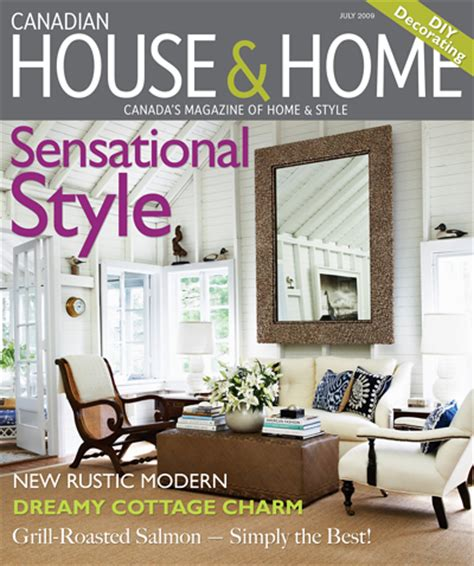 canadian home decor magazines falls design design crush canada
