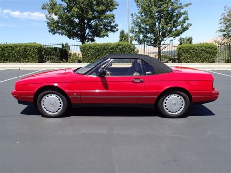books about how cars work 1992 cadillac allante lane departure warning 1992 cadillac allante 1 owner clean title 29k miles super clean classic
