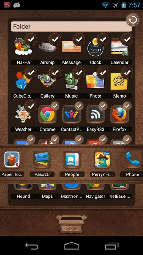 themes tsf launcher tsf launcher 3d shell apk free android app download appraw
