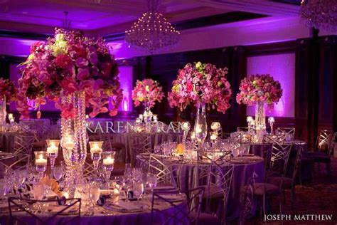 LOVE this glitzy and elegant wedding. Full of over the top