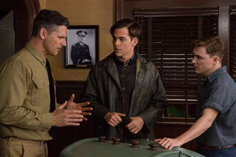 chris pine the finest hours is like a studio film from the finest hours review chris pine is a coast guard hero