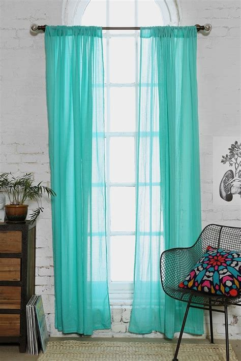 urban curtains urban outfitters gauze material nuances curtains buyma