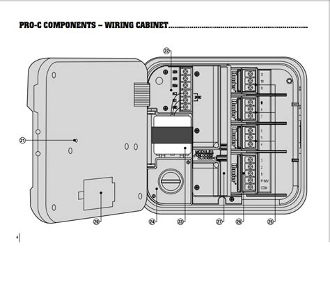 pro c wiring diagram 27 wiring diagram images