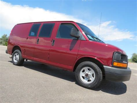 how things work cars 2003 gmc savana 3500 navigation system sell used 2003 gmc savana awd cargo van in red 2 owner no salt runs great all power opts in