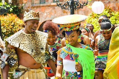 Zulu Wedding Ceremony by 10 Beautiful Traditional Wedding Attires Culture