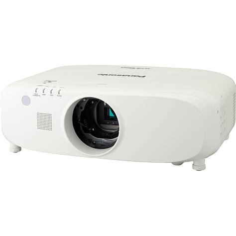 Lcd Proyektor Panasonic panasonic pt ez770zlu wuxga lcd projector pt ez770zlu b h