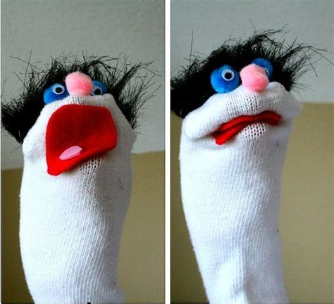 a sock puppet person 24 best puppets images on puppets sock