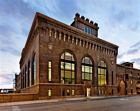 power house design cannon design transforms municipal power house into sleek leed gold headquarters