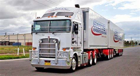Adelaide Refrigerated Transport - s refrigerated freightways driver australia