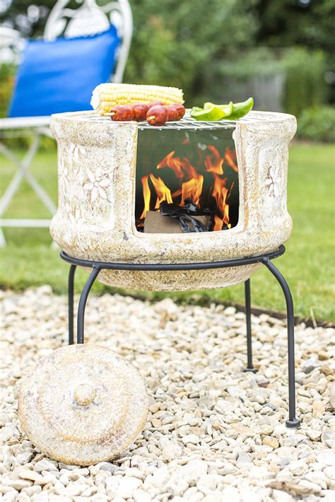 chimenea and barbeque in one savvysurf co uk