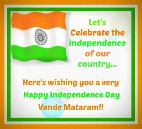 how to make independence day card wish you a happy independence day free independence day