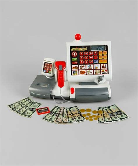 Key Bank Gift Card Register - electronic cash register toy set