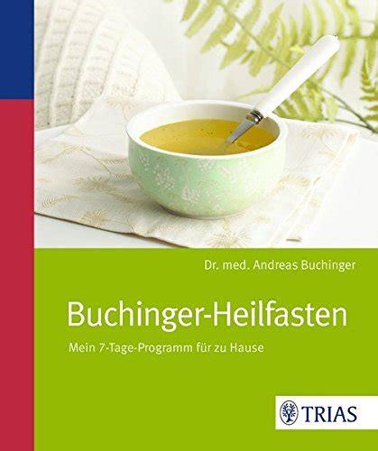 Libro Buchinger Heilfasten Mein 7 Tage Programm F 252 R Zu