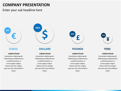 Company Profile Presentation Powerpoint Template Company Introduction Presentation