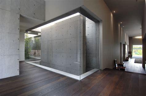 concrete interior design concrete house design by a cero architecture interior
