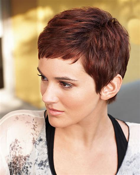 Hairstyles Hair by Feminine Hairstyles And Pixie Hair Colors