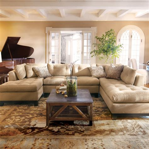 pictures of family rooms with sectionals sectional