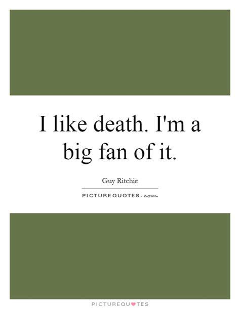 i like i m a big fan of it by ritchie like success