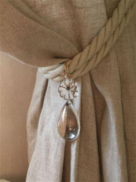 curtain tieback ideas 1000 ideas about curtain ties on pinterest curtain tie