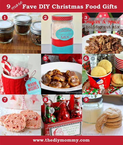 inexpensive homemade christmas gift food a handmade christmas more diy food gifts the diy mommy