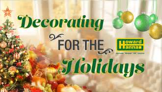 Decorating Your Home For The Holidays decorating your home for the holidays