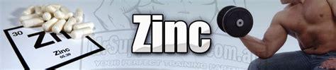 supplement zinc dosage zinc benefits dosage supplements mrsupplement au